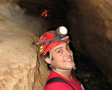 outdoor activities - caving
