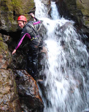 Gorge Scramble - This could be your Hen Party