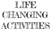 Life Changing Activities Logo