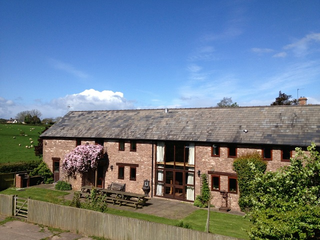 Group accommodation in Herefordshire